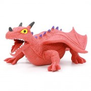 Learning Resources Dinosaur Dragons Toys Set 8' (Red Dragon)