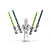 General Grievous - LEGO Star Wars Minifigure with Four Lightsabers by LEGO