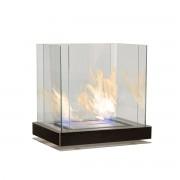 Radius Design - Top Flame, matt, schwarz, klar