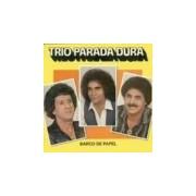 LP em Vinyl - Trio Parada Dura / Barco de Papel