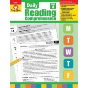 Daily Reading Comprenesion, Grade 4 by Evan-Moor Educational Publishers