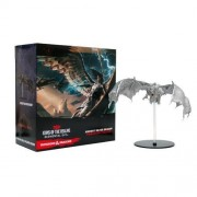 Dungeons & Dragons Miniatures: Elemental Evil Silver Dragon Promo