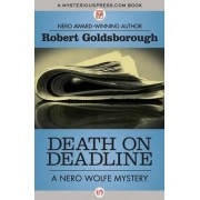 Death on Deadline by Robert Goldsborough
