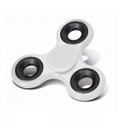 Spinner LCS alb din plastic, Jucarie antistres