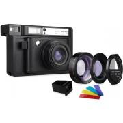Lomo'Instant Wide Black + Lenses