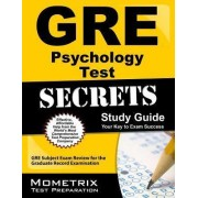 GRE Psychology Test Secrets Study Guide by GRE Subject Exam Secrets Test Prep