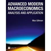 Advanced Modern Macroeconomics by Max Gilman
