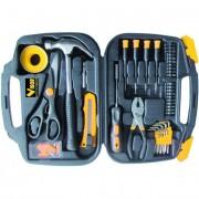 Set utensili valigia vigor art. vau-v124 pezzi 124