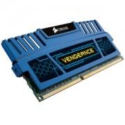 Memorie Corsair Vengeance Blue 4GB (1x4GB) DDR3 PC3-12800 CL9 1600MHz 1.5V XMP, CMZ4GX3M1A1600C9B