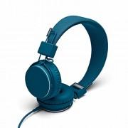 UrbanEars Plattan Folding Over The Ear Headphones For iPhone iPod - Indigo