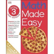 Math Made Easy: Third Grade by Sean McArdle