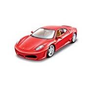 Maisto - 1:24 Ferrari F430 Model Kit