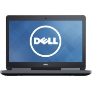 "Laptop Dell Precision 15 7510 (Procesor Intel® Quad-Core™ i7-6820HQ (8M Cache, up to 3.60 GHz), Skylake, 15.6""FHD, 16GB, 512GB SSD, nVidia Quadro M2000M@4GB, Tastatura iluminata, Wireless AC, Win10 Pro)"