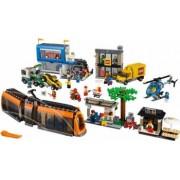 Set De Constructie Lego City Piata Orasului