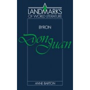 Byron: Don Juan by Anne Barton