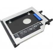 Nimitz 2nd HDD SSD Hard Drive Caddy for Lenovo Ideapad Y500 Y510p with Bracket Replace Graphics Card