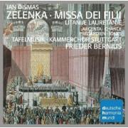 Frieder Bernius - Zelenka: Missa Dei Filii/ Litaniae Lauret (0886975687626) (1 CD)