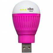 Bec Bulb USB Roz ABC Tech
