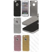 Apple iPhone 5 (метализиран калъф) Metal stripe