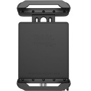 "RAM Tab-Lock Locking Cradle for 7"" Tablets including the Samsung Galaxy Tab 4 7.0 with Otterbox Defender Case"