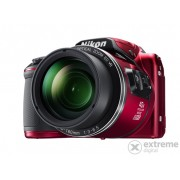 Aparat foto Nikon Coolpix B500, roşu