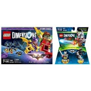 WB Lego LEGO Batman Movie Story Pack + Excalibur Batman Fun Pack - LEGO Dimensions - Not Machine Specific