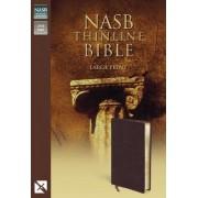 NASB Thinline Bible by Zondervan