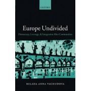 Europe Undivided by Milada Anna Vachudova