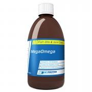 Mega Omega Olie - 500ml - Fles - Naturel
