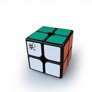 DaYan Zhanchi 2 x 2 50mm Speed Cube Black Puzzle