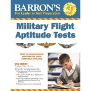Barron's Military Flight Aptitude Tests, 3rd Edition by Terry Duran