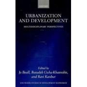Urbanization and Development by Jo Beall