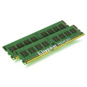 Kingston ValueRAM KVR1333D3N9K2/4G PC3-1333 Memoria 2 GB (Non-ECC, 1333 MHz, CL9, 240-poli, 2 x 2 GB) Kit DDR3-SDRAM
