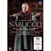 Leo Nucci, Maria Guleghina, Carlo Colombara - Verdi: Nabucco (DVD)