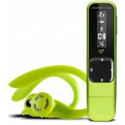 MP3 Player Energy Sistem Active 2 ENS395583, 4GB Flash (Verde)