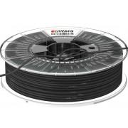 2,85mm - FlexiFil™ - Čierna - tlačové struny FormFutura - 0,5kg