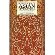 A Treasury of Asian Literature: Arabia, India, China, and Japan, Paperback