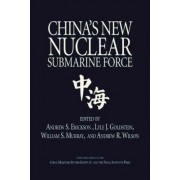China's Future Nuclear Submarine Force by Andrew S. Erickson