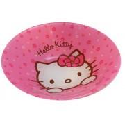 Hello Kitty mély tálka - üveg tálka