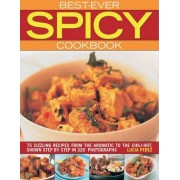 Best Ever Spicy Cookbook by Lucia Perez