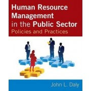 Human Resource Management in the Public Sector by Lee Roy Beach