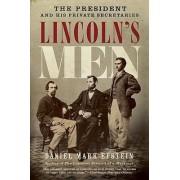 Lincoln's Men by Daniel Mark Epstein