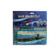 MODEL SET PORTAAVIONES JAPONES SHINANO