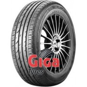 Continental PremiumContact 2 ( 215/45 R16 86H with kerbing rib )