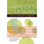 The Writer's Options by Max Morenberg
