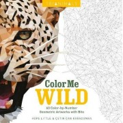 Trianimals: Color Me Wild by Hope Little