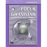Focus on Grammar 4 Workbook by Marjorie Fuchs