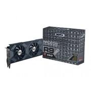 XFX R9 390 Scheda Video, 8GB DD, Nero