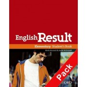 English Result Elementary: Teacher's Resource Pack with DVD and Photocopiable Materials Book by Mark Hancock