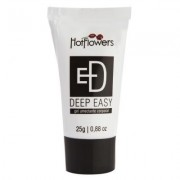 Deep Easy Anestésico Anal 25gr Hot Flowers